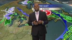 CTV Montreal: Celebrity Weather: Anwar Stewart