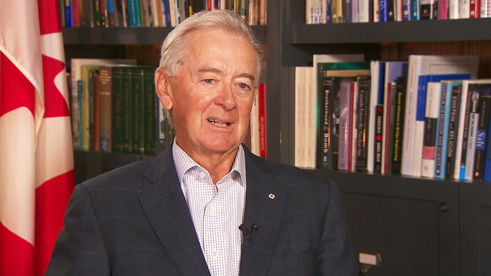Preston Manning, the former Leader of the Official Opposition and the Reform Party, is an instructor at the Summer Institute for Future Legislators.
