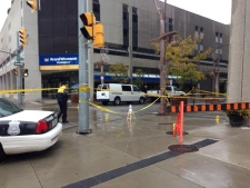 Windsor downtown stabbing Oct. 19, 2013