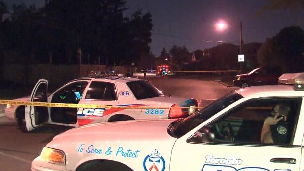 CTV Toronto: Police investigating shooting