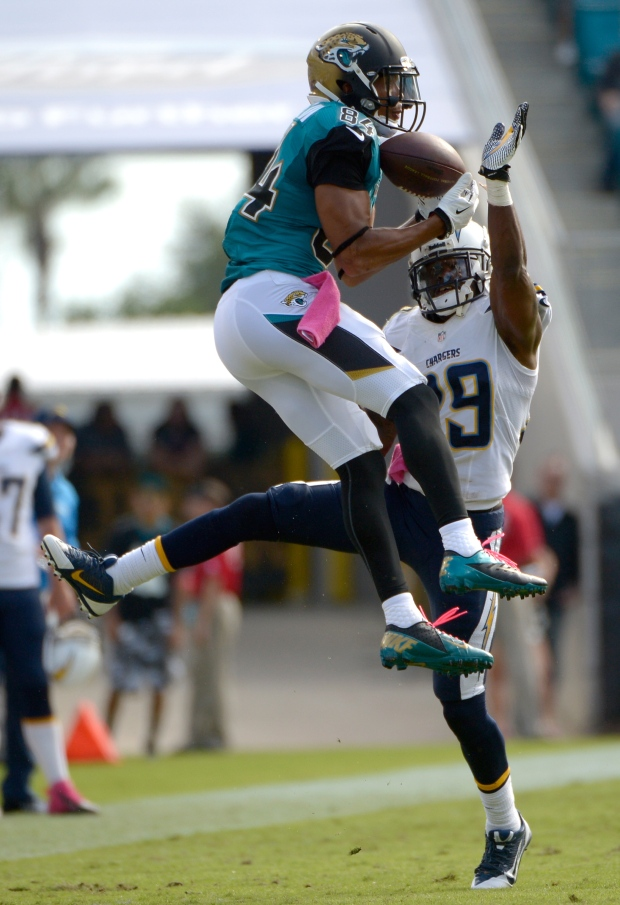 San Diego Chargers Beat Winless Jaguars 24 6 Ctv News
