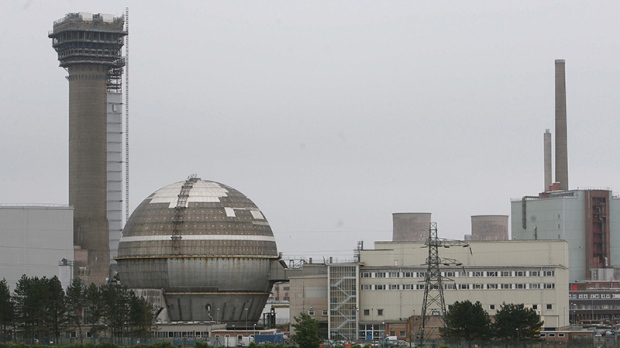 Sellafield Nuclear Power Station in England