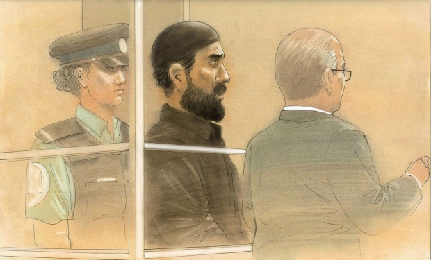 Bail hearing for Raed Jaser postponed