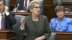 CTV Toronto: Premier pushes for more transparency