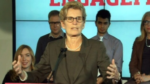 Extended: Wynne speaks to the media