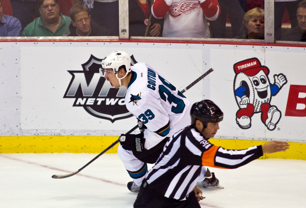 London, Ont.-native Logan Couture new captain of NHL's San Jose Sharks