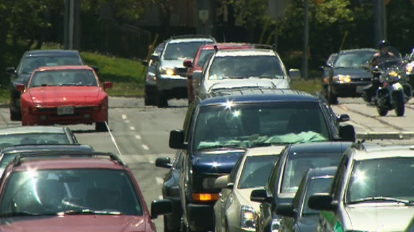 Traffic congestion is poised to worsen if the next provincial government doesn't take action, warns the Toronto Board of Trade.