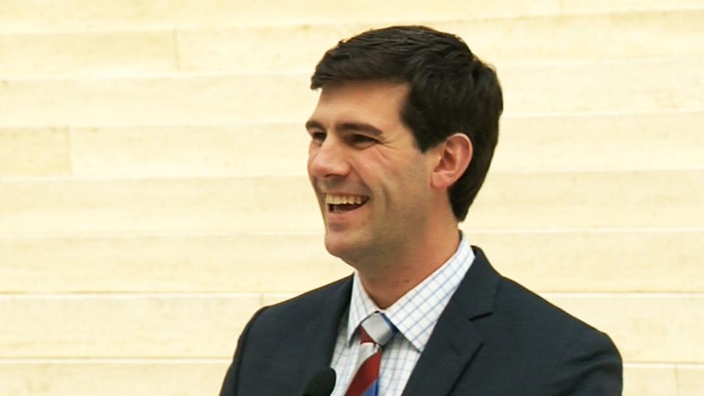 Edmonton Mayor-elect Don Iveson
