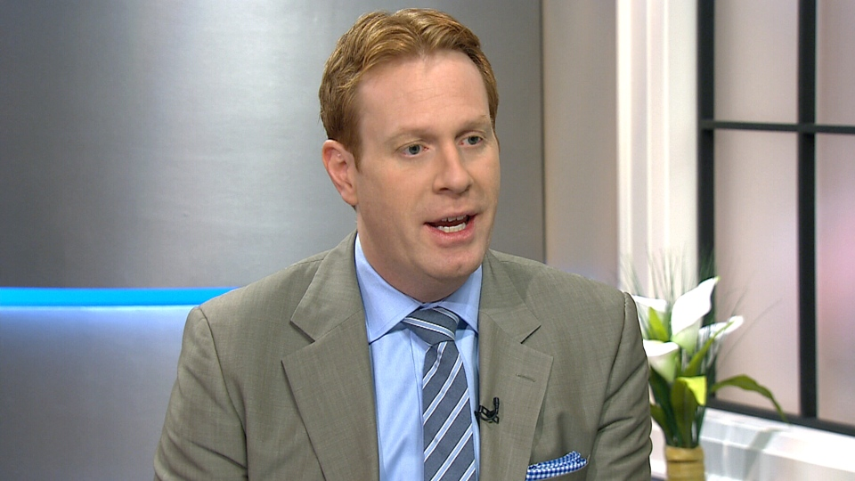 Dr. Jacob Udell appears on Canada AM from CTV studios in Toronto, Wednesday, Oct. 23, 2013.
