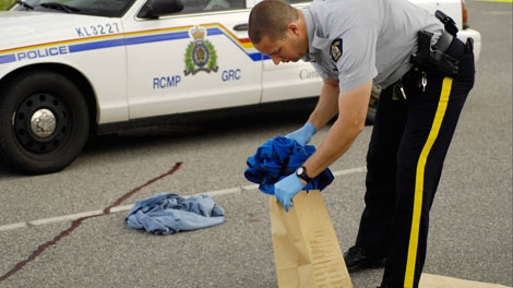 Seven men ranging in age from 19 to 53 are charged in the beating death of Dain Phillips. June 28, 2011. (Castanet)