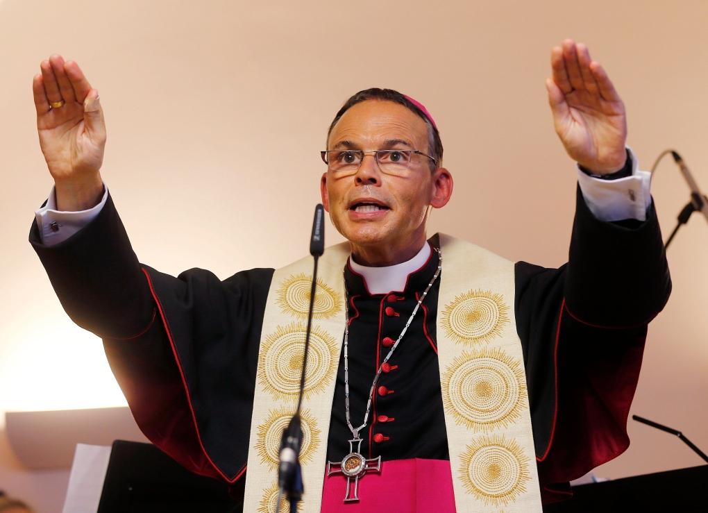 Bishop Franz-Peter Tebartz-van Elst luxury home