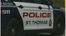 An elderly woman brought wartime ammunition to police in St. Thomas on Oct. 22.