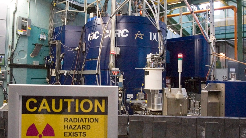 Feds seek private company to run Chalk River plant