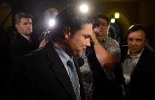 Brazeau suspended motion Senate scandal