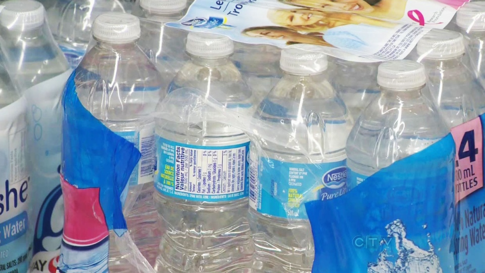 CTV Winnipeg: What's in your water bottle?