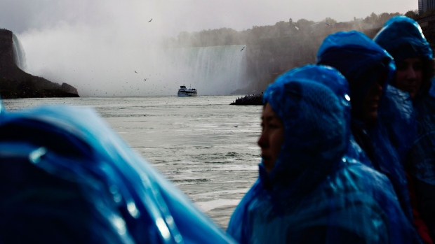 Maid of the Mist making last voyage