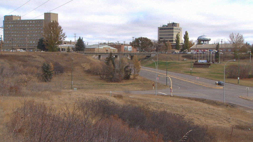 North Battleford, Sask., was ranked number one on Statistics Canada's crime severity index in 2011.