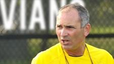 Tennis coach Nick Saviano will be taking over duti