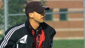 CTV Winnipeg: City honours late soccer coach