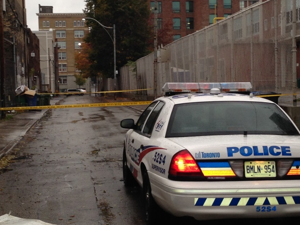 Man rushed to hospital after stabbing in Chinatown