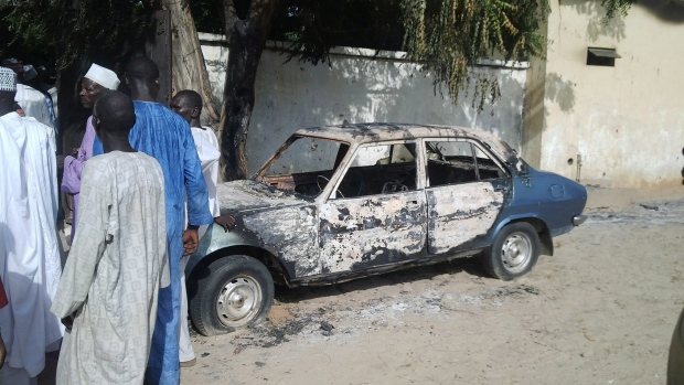 Foreigners fight with Boko Haram: captured rebel