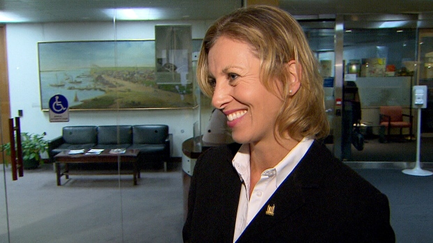 Karen Stintz to run for mayor in 2014