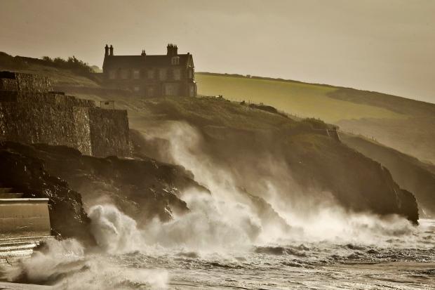 U.K. braces for storm
