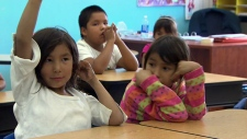 CTV News Channel: Aboriginal education reforms
