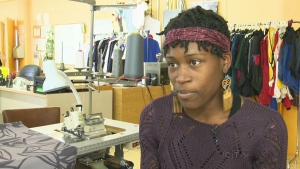CTV Montreal: Sewing shop helps women fit in