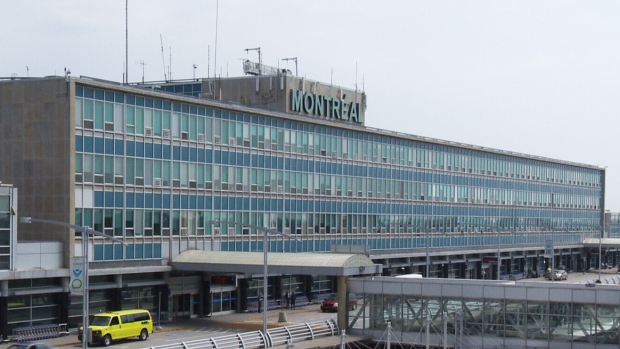 Trudeau Airport generic