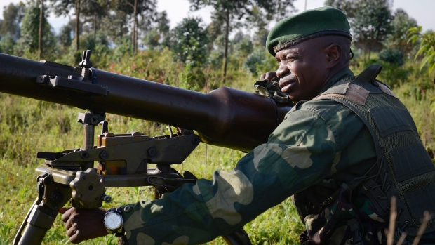 Congolese army says it has taken 2 more towns