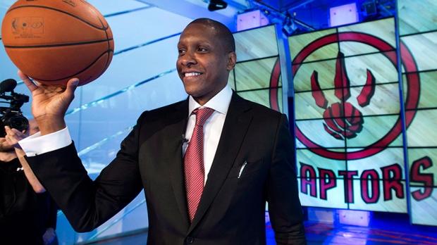 Toronto Raptors president & GM Masai Ujiri