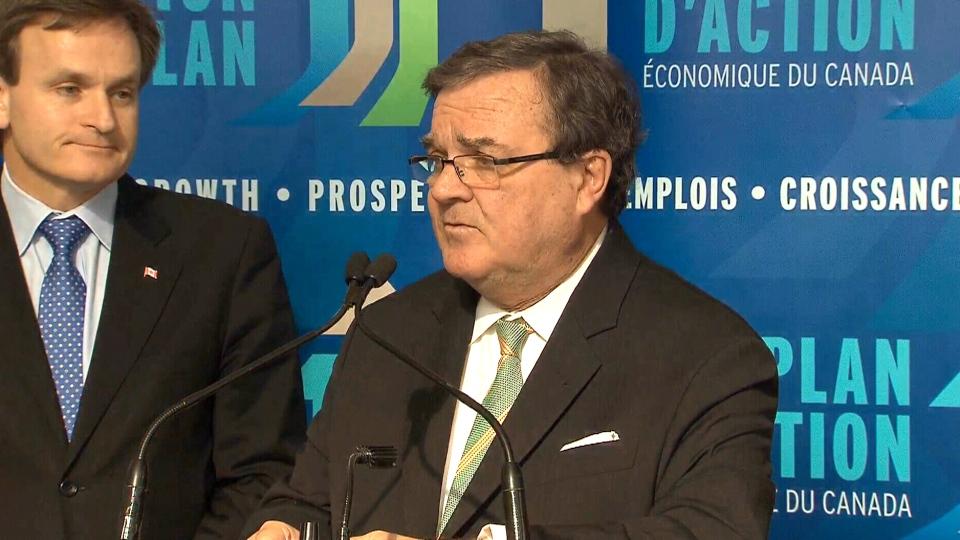 im Flaherty balanced budget