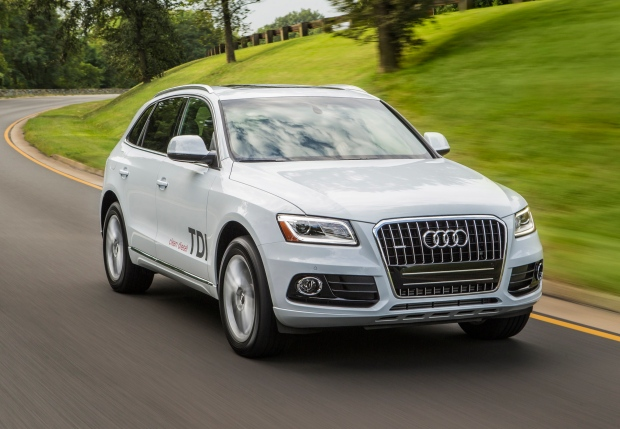 2014 Audi Q5 TDI made Consumer Reports list