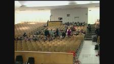 Auditorium Students