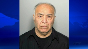 Antony Piazza, 71-year-old Iranian-born man, is facing three criminal charges after bomb-making elements were found inside a carry-on-luggage.