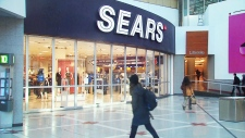 Sears Canada closing five stores