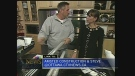 CTV Ottawa: Home renos with Steve Barkhouse, two