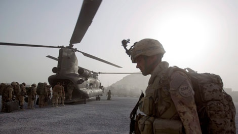 Canada's Last Days in Afghanistan