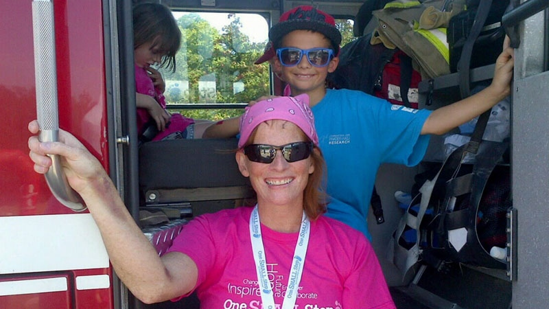 Mother with cancer fighting OHIP