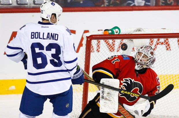 Toronto Maple Leafs beat Calgary Flames
