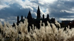 Parliament Hill in Ottawa is viewed from the shores of Gatineau, Quebec on Tuesday, Oct. 22, 2013. (Sean Kilpatrick / THE CANADIAN PRESS)