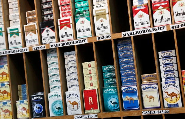 Cigarettes More made in Massachusetts