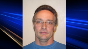 Vancouver police are looking for Dave Alexander, 41, after the convicted sex offender vanished from his halfway home recently. Oct. 31, 2013. (Handout)