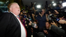 Rob Ford crack video police resign details documen