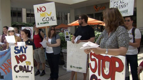 Environmentalists and the local First Nations oppose the mine, calling it contrary to the province's green agenda. July 5, 2011