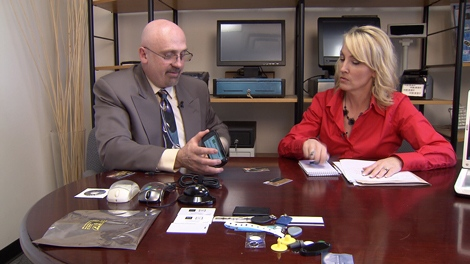 CTV's consumer reporter Lynda Steele learns about new technology that could soon turn your phone into a virtual wallet. July 6, 2011.