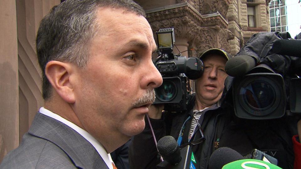 Ford video released details police investigation
