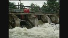 Bala water levels