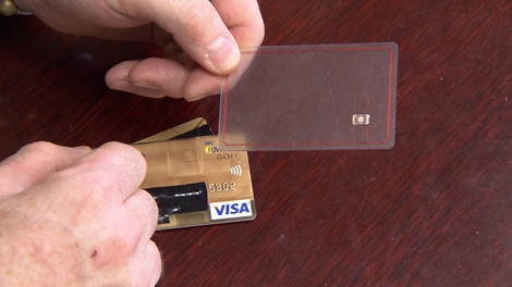 New Paywave technology lets you use your credit card by simply waving it at a pay terminal. July 6, 2011.
